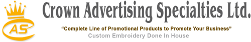 Crown Advertising Specialties Ltd