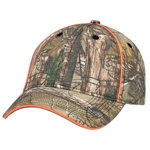 Brushed Polycotton Full Fit Realtree Xtra® Cap