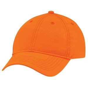 Polyester 6 Panel Constructed Full Fit Hunting Safety Cap