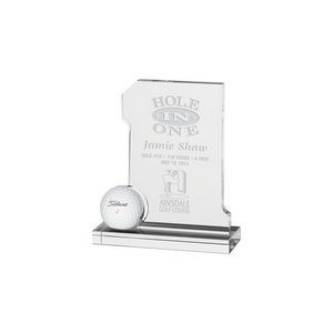Hole In One Golf Award