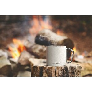 Asobu® Campfire Double Wall Stainless Steel Mug